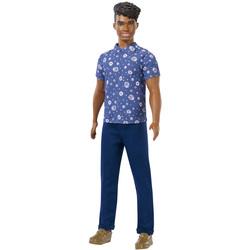 Ken Fashionistas n°114 chemise à fleurs