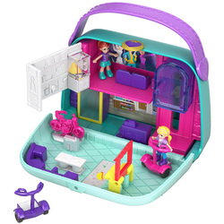 Polly Pocket-Coffret univers le sac à boutique