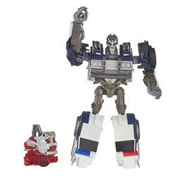 Transformers 6-Figurine Nitro Series Barricade 18 cm