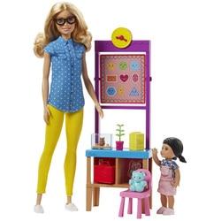 Barbie-Coffret institutrice