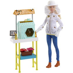 Barbie-Coffret apicultrice
