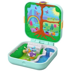 Polly Pocket-Coffret Story la forêt enchanté de Polly