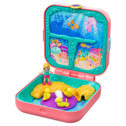 Polly Pocket-Coffret Story la grotte de la sirène Polly