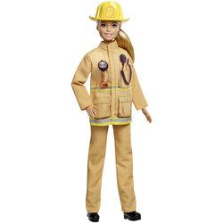 Barbie-Poupée Célébration 60 ans pompière