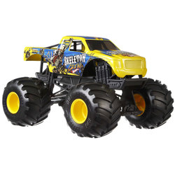 Hot Wheels-Monster Trucks Skeleton Crew 1/24 ème