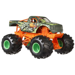 Hot Wheels-Monster Trucks Splatter Time 1/24 ème