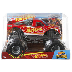 Hot Wheels-Monster Trucks Giant Wheels 1/24 ème