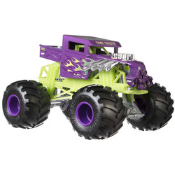Hot Wheels-Monster Trucks Bone Shaker violet 1/24 ème