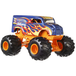 Hot Wheels-Monster Trucks Hot Wheels Delivery 1/24 ème