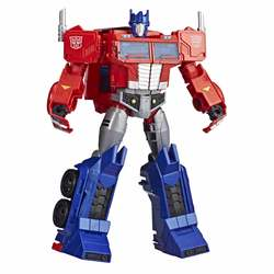 Transformers Cyberverse-Figurine Optimus Prime 30 cm