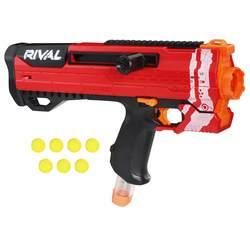Pistolet Nerf Rival Helios XVIII-700 Rouge et billes en mousse