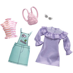 Barbie-Coffret de 2 tenues N°15