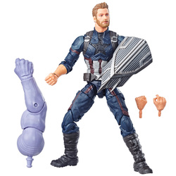 Figurine Captain America 15 cm Legends Series Marvel