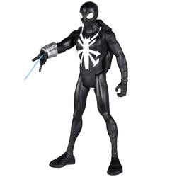 Spiderman-Figurine à fonction Spiderman costume noir 15 cm
