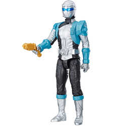 Power Rangers Beast Morphers-Figurine grise 30 cm
