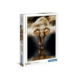 Puzzle 1000 pièces High Quality éléphant