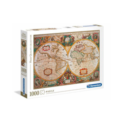 Puzzle 1000 pièces High Quality carte
