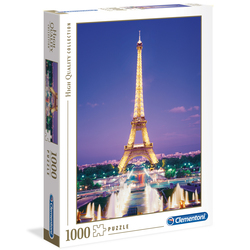 Puzzle 1000 pièces Tour Eiffel