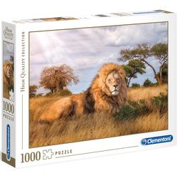 Puzzle 1000 pièces lion