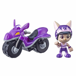 Top Wing-La moto tout-terrain de Betty Bat
