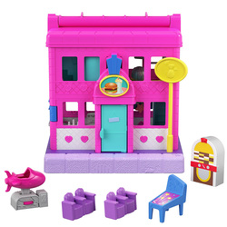 Polly Pocket le restaurant