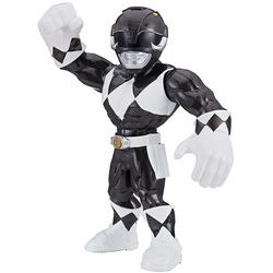 Figurine Mega Mighties Force noire 25 cm - Power Rangers
