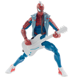Spiderman - Figurine Spider-punk 15 cm Legends Series Build a figure