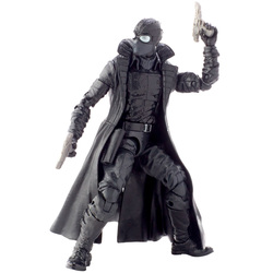 Figurine Spiderman noir 15 cm - Spiderman - Legends Series Build a figure