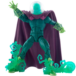 Spiderman - Figurine Mysterio 15 cm Legends Series Build a figure