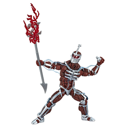 Figurine Mighty Morphin Lord Zedd 15 cm Power Rangers