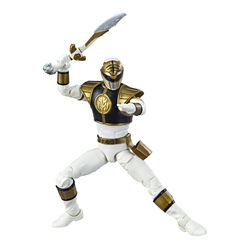 Figurine Mighty Morphin White Ranger 15 cm Power Rangers