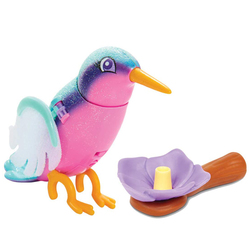 Animal interactif - Oiseau colibri Melody - Flutter Friends