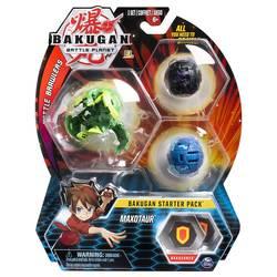 Bakugan Battle Planet starter pack Maxotaur
