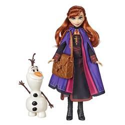 Poupée Anna et Olaf La Reine des Neiges 2