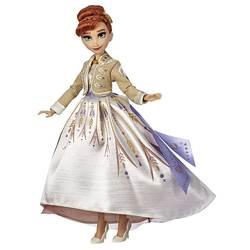 Poupée Anna en robe de soirée - Style Series La Reine des Neiges 2