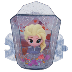Figurine Elsa lumineuse avec maison La Reine des Neiges 2