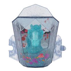 Figurine Nokk lumineuse avec maison La Reine des Neiges 2