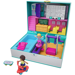 Polly Pocket - Coffret univers aventures à l'école