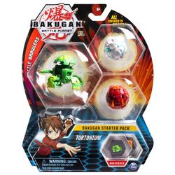 Bakugan Battle Planet starter pack Turtonium