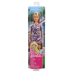 Poupée Barbie Chic robe violette