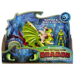 Dragon 3- Kognedur et dragon Pète et Prout