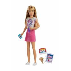 Barbie - Poupée Babysitter haut licorne