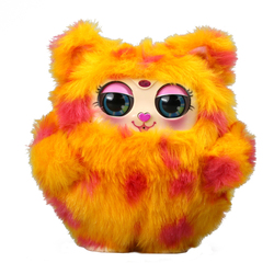 Peluche Mama Furry Tiny Furries orange