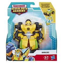 Figurine Bumblebee 2 en 1 11 cm Transformers Rescue Bot Academy