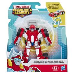 Figurine Heatwave 2 en 1 11 cm Transformers Rescue Bot Academy
