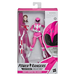 Figurine Mighty Morphin Pink Ranger 15 cm Power Rangers