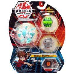 Bakugan Battle Planet - Starter pack Haos Nobilious