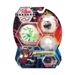 Bakugan Battle Planet - Starter pack Diamond Webam