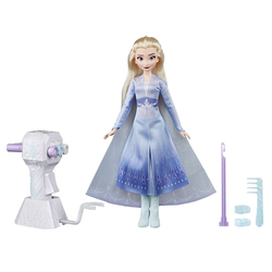 Poupée à coiffer Elsa - La Reine des Neiges 2