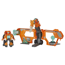 Figurine Centre de commandement Wedge - Transformers Rescue Bot Academy